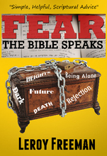 Fear ~ The Bibe Speaks