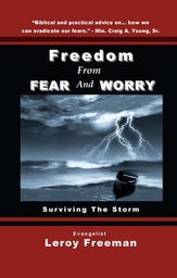 Freedom From Fear and Worry ~ Surviving The Storm